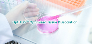 OptiTDS - OptiTDS™, is a mixture of tissue dissociation enzymes/reagents