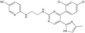 CHIR-99021 - a GSK3ß inhibitor from Focus Biomolecules tebu-bio (10-1279-1)
