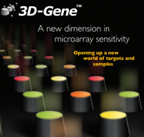 tebu-bio's 3D-Gene Lab services for miRNA and mRNA expression profiling