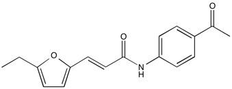 Heclin: Inhibitor of HECT-Domain containing E3 Ubiquitin Ligases (tebu-bio | Focus Biomolecules) (10-1534)